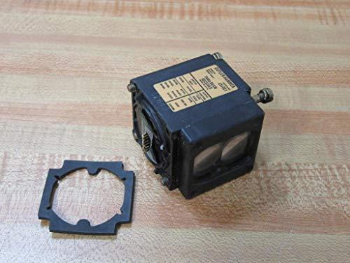 CUTLER HAMMER E51DC1 Sensor, PHOTOELECTRIC, Head ONLY, 400 FT Thru-Beam Detector