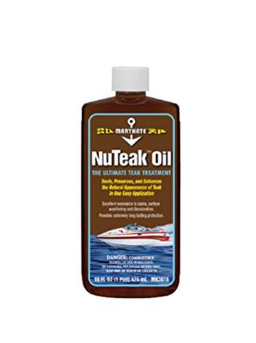 Nu Teak Teak Oil MK3616