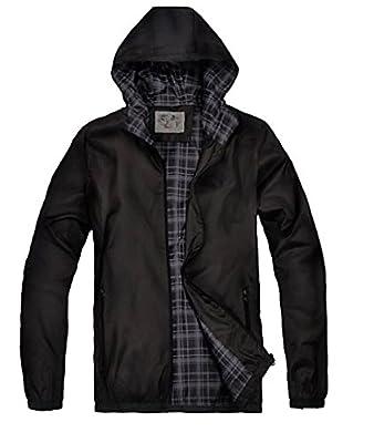 The One Men's Hooded Wind Water Proof Coat Outdoor Winter Jacket CO33