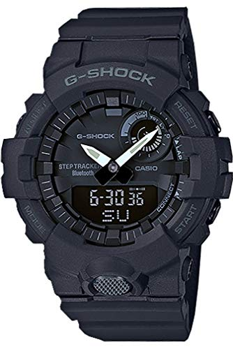 Casio G-Shock Men's GBA800-1A Black One Size