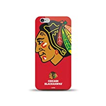 MIZCO SPORTS iPhone 6/6s Licensed NHL Chicago Blackhawks TPU Case