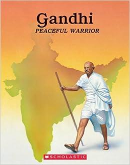Book Gandhi: Peaceful Warrior