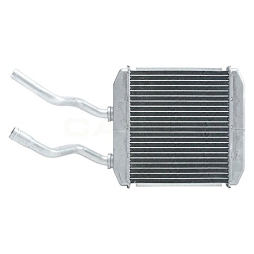 (Koolzap For Chevy Cavalier Sunbird Grand Am & Achieva Aluminum Front Heater Core with AC A/C)