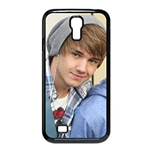 Samsung Galaxy S4 Cases Liam Payne (One Direction Cute for Girls, Samsung Galaxy S4 Cases for Women Cute for Girls [Black]