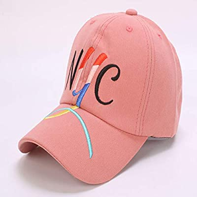 zhuzhuwen Sombrero de Mujer, Visera versátil, Gorra de béisbol ...