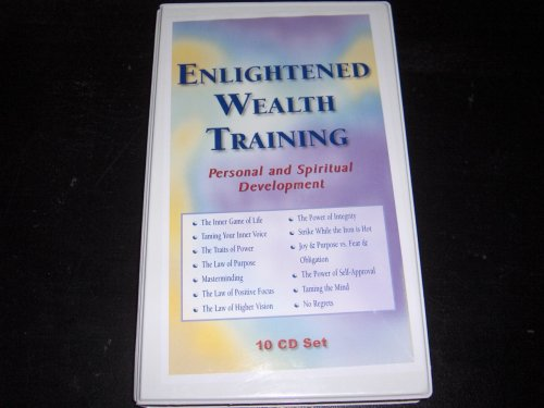 Enlightened Wealth Training: Personal and Spiritual Development (Peak Potentials Training compare prices)
