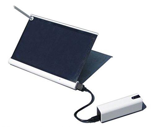 Solarade(world's Smallest Solar Charger) + Battery Pack