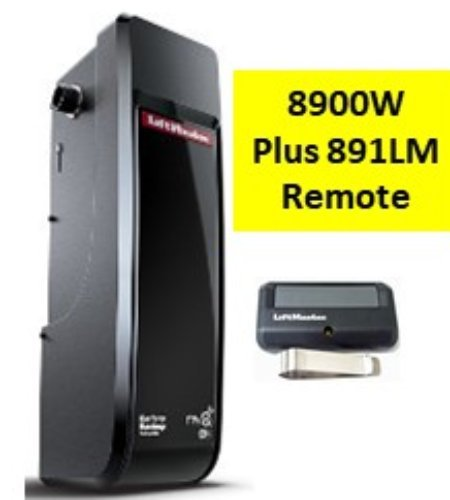(LIFTMASTER 8900W (and 1-891LM) LIGHT-DUTY COMMERCIAL JACKSHAFT OPERATOR W/BUILT-IN WI-FI FOR SECTIONAL DOORS LJ8900W)