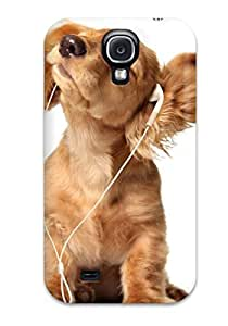 Galaxy S4 QNOYOlx7562twQNG Dog For Ipad Tpu Silicone Gel Case Cover. Fits Galaxy S4
