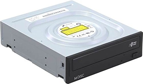 LG GH24NSD0 24 x DVDRW Internal DVD Burner