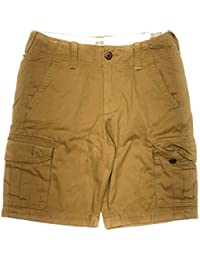 Mens Cargo Short Hits at The Knee HO-20. Hollister