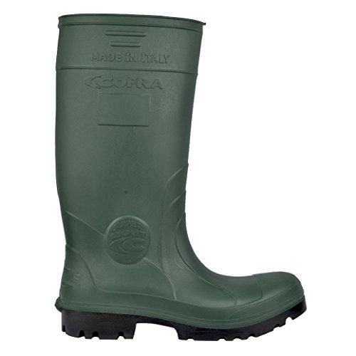 """Cofra 00010–040.w36taglia 36S5CI SRC """"Hunter Scarpe di sicurezza, colore: verde"""