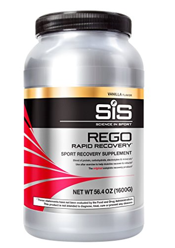 Science in Sport Rego Rapid Recovery Protein Shake Powder | Vanilla Flavor Post Workout Supplement Drink – 3.52 Pound For Sale