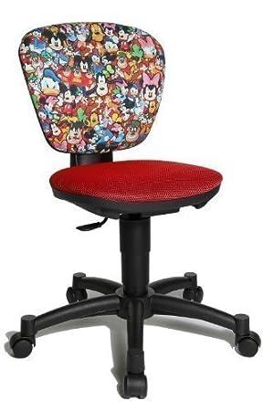 De Classic Chaise Pour Power Bureau Enfant Topstar Motif Disney Avec IybYf67mgv