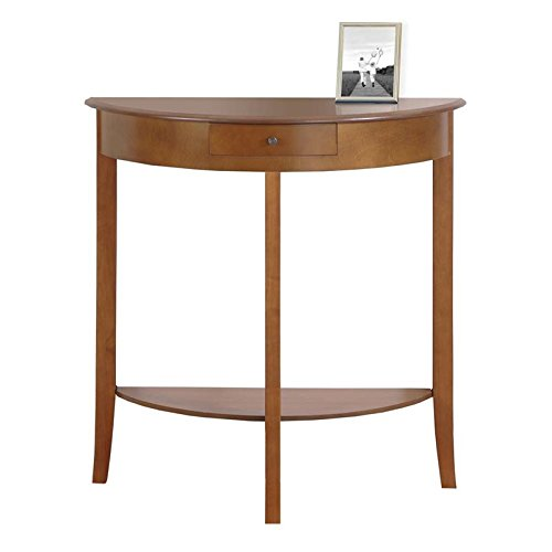 Monarch Hall Console Accent Table, 31