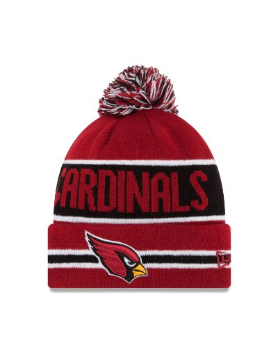 (NFL Arizona Cardinals The Coach Knit Hat )