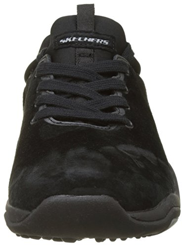 Noir raxton Course Hommes Skechers Larson Chaussures noir De qavYw6X