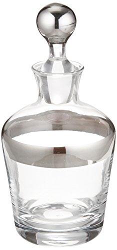 Wine Enthusiast Madison Whiskey Decanter