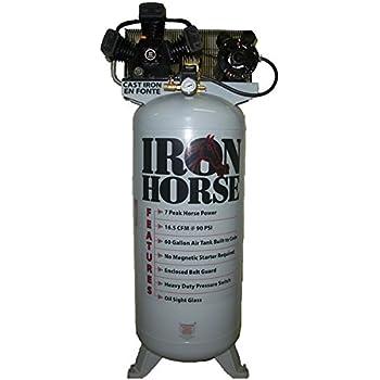 Amazon Com Iron Horse Ihd6160v1 60 Gallon 150 Psi Max