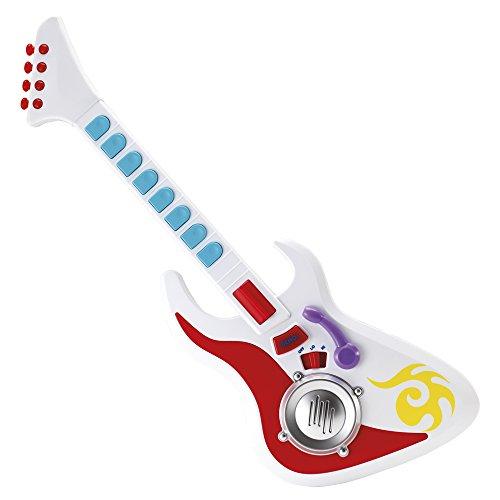 ColorBaby - Guitarra eléctrica 56 x 20 cm (2054-NL) : Amazon.es: Juguetes y juegos