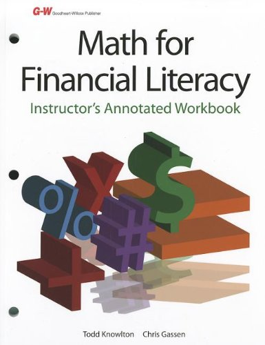 Math for Financial Literacy