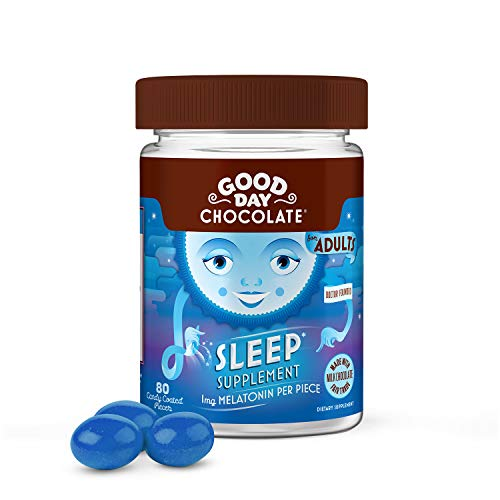 Good Day Chocolate Melatonin Supplement product image
