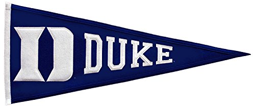 Winning Streak NCAA Duke Blue Devils Pennant