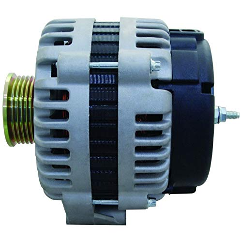 03 gmc yukon alternator - 8