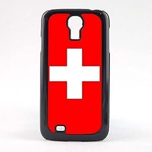 Case Fun Case Fun Flag of Switzerland Snap-on Hard Back Case Cover for Samsun Galaxy S4 Mini (I9190) by heywan