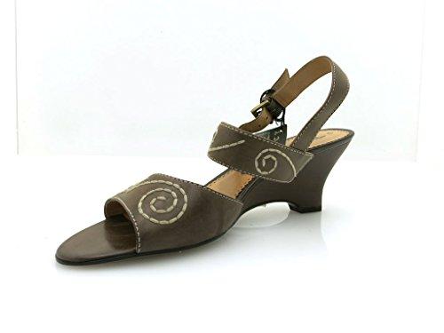 Tamaris Sandales En Cuir Sandales Chaussures En Cuir Chaussures Femme Cuir 1898