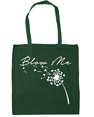 Per Hippowarehouse 38 Verde Con 10 Shopping Manici Borsa Blow Centimetri X Bag Il Bottiglia Fitness Spiaggia Da 42 Me Litri RqwO7rR