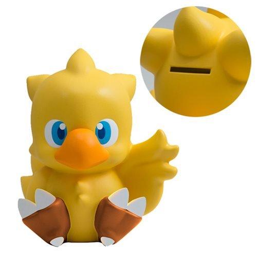 Final Fantasy Mascot Chocobo Coin Bank