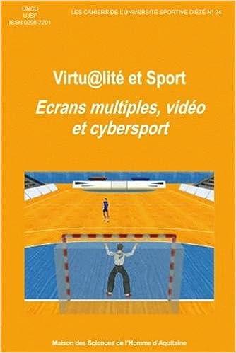 Lire Virtu lite et sport. ecrans multiples, video et cybersport epub, pdf