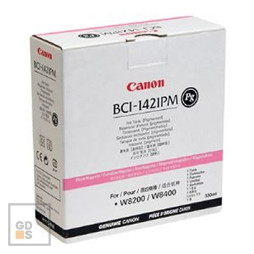 CANON 8372A001AA - Canon (BCI-1421PM) imagePROGRAF W8200 W8400 Photo Magenta Ink Ca
