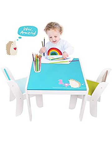 Juegos de mesas y sillas para niños   Amazon.es