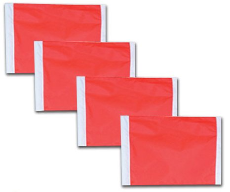 Champro Replacement Flags, Set of 4