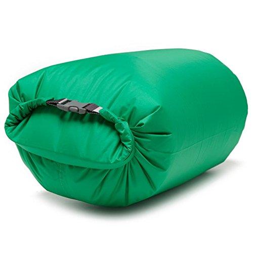 Exped Fold Drybag 22L Borsa da viaggio viaggio Green Pack, Verde, Taglia Unica