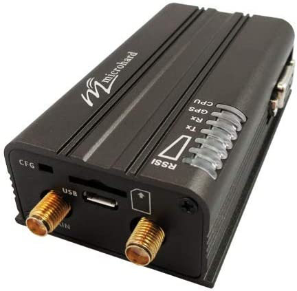 Includes AC Adapter and 2XX dipole Antenna BULLETCAT1-AT1 CAT1 LTE IoT Cellular Gateway