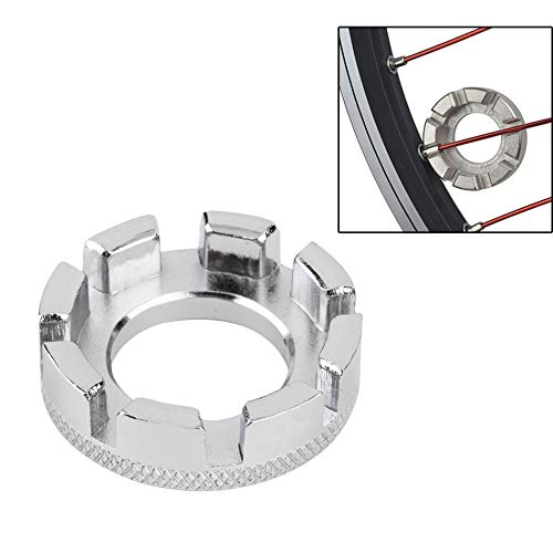 2 pcs Cycling Bicycle Bike 8 Way Spoke Nipple Key Wheel Rim Spanner Wrench Repair Tool Newest