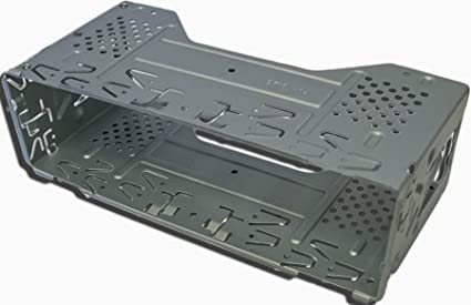 Pioneer Mounting Sleeve for DEH-X6700BT DEH-X6710BT DEH-X6800BS DEH-X6800BT DEH-X6810BT DEH-X7500HD