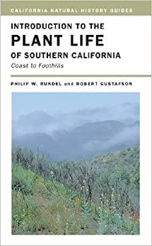 Book Introduction to the Plant Life of Southern California: Coast to Foothills   [INTRO TO PLANT LIFE OF SO CALI]