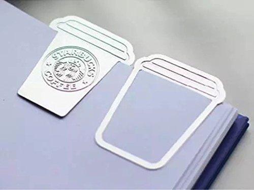 (Starbucks Bookmark Theme Paper Clip Starbucks Cups Starbucks Coffee)