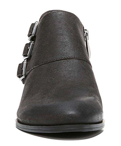 Kudu Garda Franco Sarto Wax Women's Leather Anthracite Boot qPAUXwa