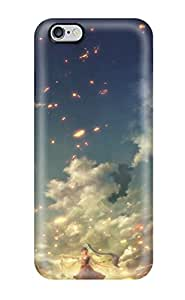 Perfect Fit BoHAc4955HjomD Anime Clouds Case For Iphone - 6 Plus