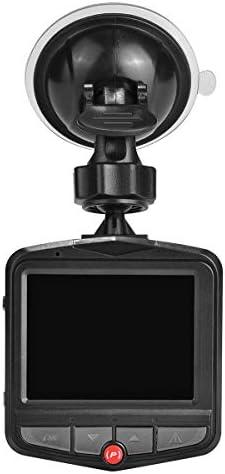 Ruiqas フルHD 1080P 車のDVR 運転レコーダーカメラ 2.4インチ 液晶カービデオ ビデオレコーダー ナイトビジョン Gセンサー 駐車監視 衝撃録画 常時録画 イベント録画 (データケーブル付き)
