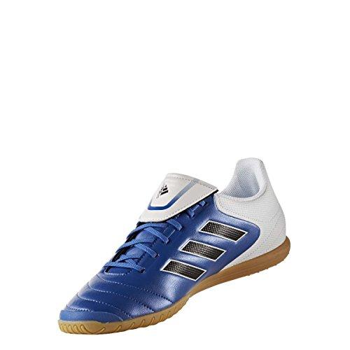 Zapatilla de fútbol sala adidas Copa 17.4 IN Blue-White-Core black Blue- 74cbd22e5a684