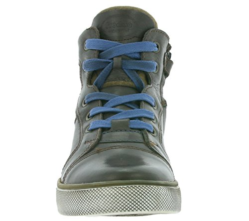 Froddo sneaker enfants en cuir véritable Marron G3110069-1