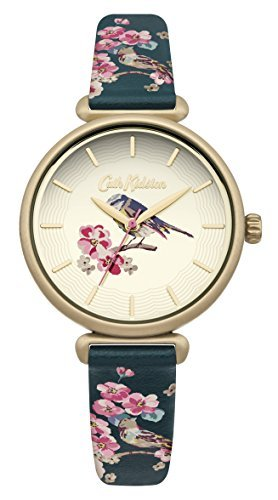 [Cath] Cath Kidston watch 3 needle floral CKL041NG Ladies [regular imported goods] by Cath Kidston (Cath)