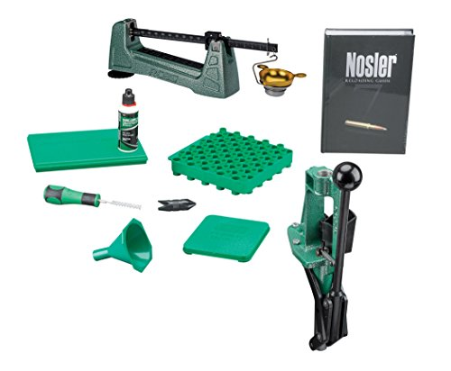 RCBS Partner Reloading Kit, Green