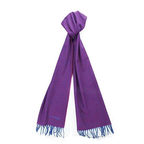 st-dupont-paris-100ws-fb-fuchsia-blue-100-cashmere-classic-mens-scarf